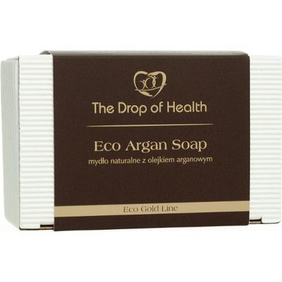 Eco Argan - Mydło naturalne z olejkiem arganowym Kropla Zdrowia