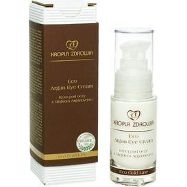 Kropla Zdrowia Eco Argan - Krem pod oczy z olejkiem arganowym