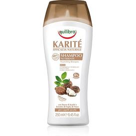 Equilibra Intensywnie odżywiający szampon z masłem shea