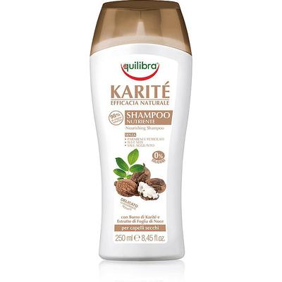 Intensywnie odżywiający szampon z masłem shea Equilibra