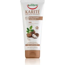 Equilibra Intensywna odżywka do włosów z masłem shea