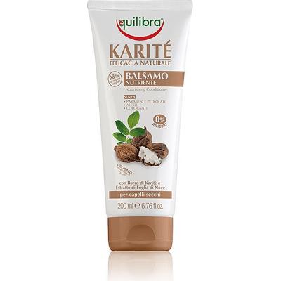 Intensywna odżywka do włosów z masłem shea Equilibra