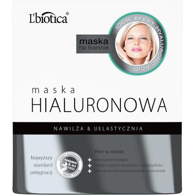 Maska hialuronowa - Intensywne nawilżenie L'biotica