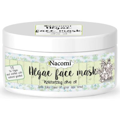 Maska algowa nawilżająca - Oliwka Nacomi