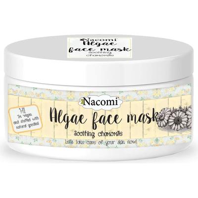 Maska algowa łagodząca - Rumianek Nacomi
