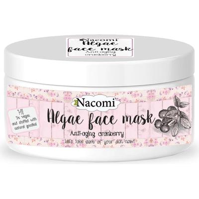 Maska algowa przeciwstarzeniowa - Żurawina Nacomi