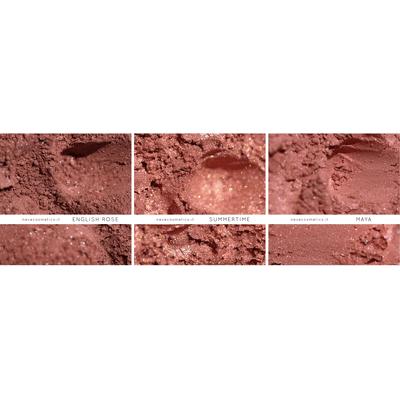 Sypki róż mineralny Neve Cosmetics
