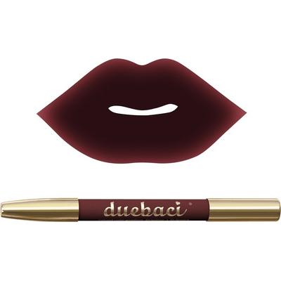 Dwustronna szminka naturalna do ust z konturówką - Duebaci Neve Cosmetics