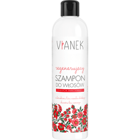 Regenerujący szampon do włosów farbowanych ciemnych