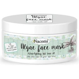 Nacomi Maska algowa przeciwtrądzikowa - Drzewo herbaciane, 42 g