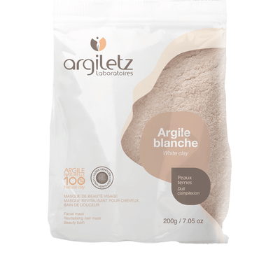 Glinka biała Argiletz