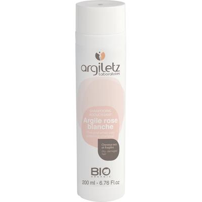 Szampon na bazie białej glinki do włosów suchych Argiletz