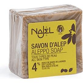 Najel Mydło Aleppo z 4% olejku laurowego