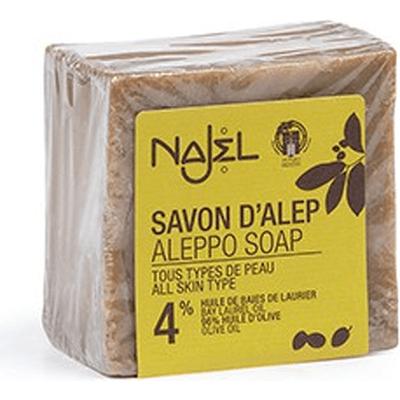 Mydło Aleppo z 4% olejku laurowego Najel