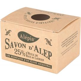Alepia Mydło Alep 25% oleju laurowego, 190g