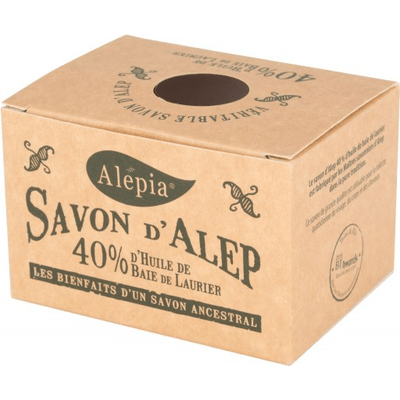 Mydło Alep 40% oleju laurowego Alepia