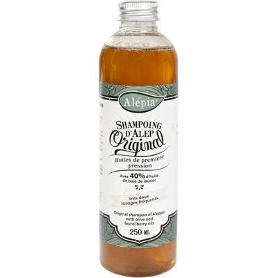 Szampon/żel do kąpieli Alep Original - 40% oleju laurowego Alepia