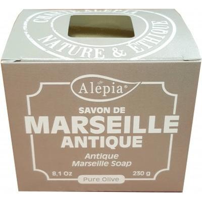 Mydło marsylskie Antique 100% oliwy z oliwek Alepia