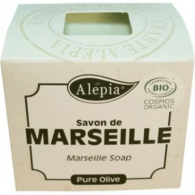 Mydło marsylskie 100% oliwy z oliwek BIO Alepia