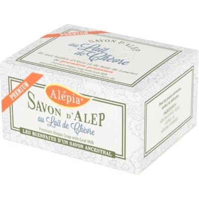 Mydło d'Alep Premium z kozim mlekiem Alepia