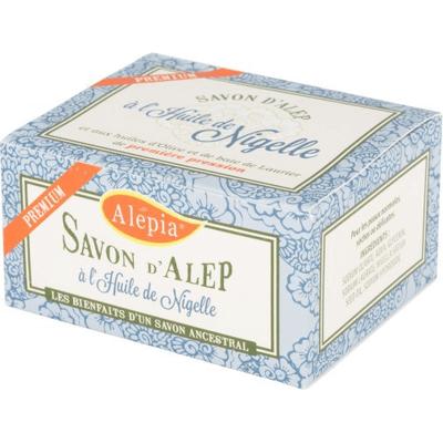 Mydło d'Alep Premium z olejem z czarnuszki Alepia