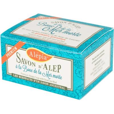 Mydło d'Alep Premium z błotem z Morza Martwego Alepia
