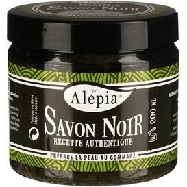Czarne mydło Savon Noir Supreme