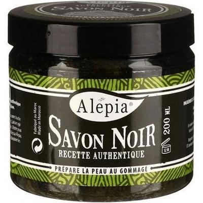Czarne mydło Savon Noir Supreme Alepia