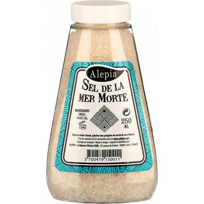 Sól z morza martwego Alepia