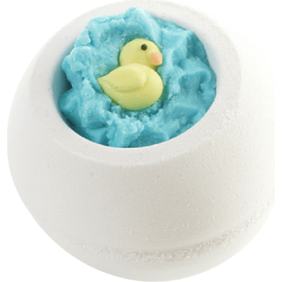 Musująca kula do kąpieli - Brzydkie kaczątko Bomb Cosmetics