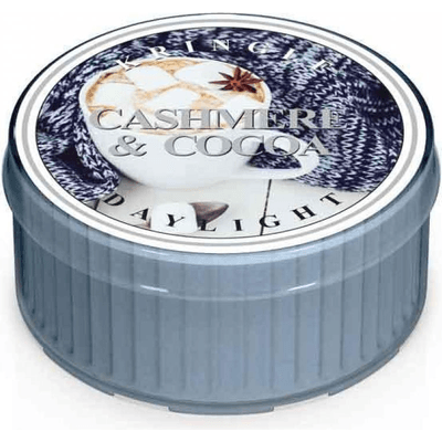Świeca zapachowa: Kaszmir i kakao (Cashmere & Cocoa) Kringle Candle