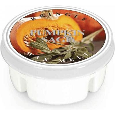 Wosk zapachowy: Dynia z szałwią (Pumpkin Sage) Kringle Candle