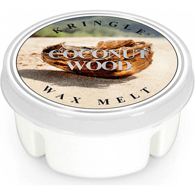 Wosk zapachowy: Coconut Wood Kringle Candle