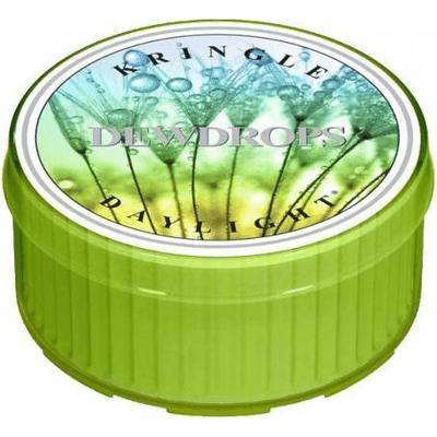 Świeca zapachowa: Krople rosy (Dewdrops) Kringle Candle