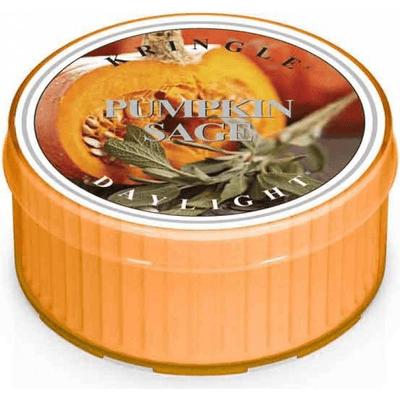 Świeca zapachowa: Dynia z szałwią (Pumpkin Sage) Kringle Candle