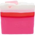 Mydło glicerynowe - Chmura miłości z mandarynką i litsea cubeba