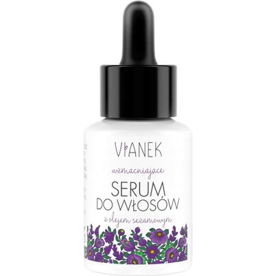 Wzmacniające serum do włosów Vianek