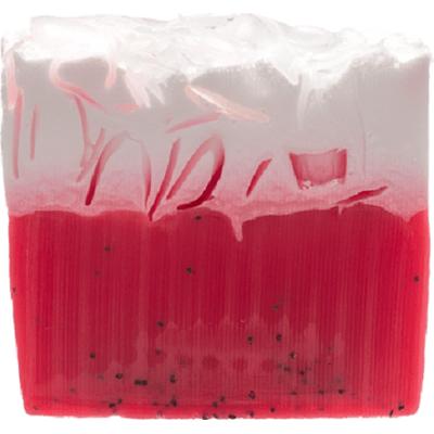 Mydło glicerynowe - Truskawki ze śmietaną i bergamotką Bomb Cosmetics