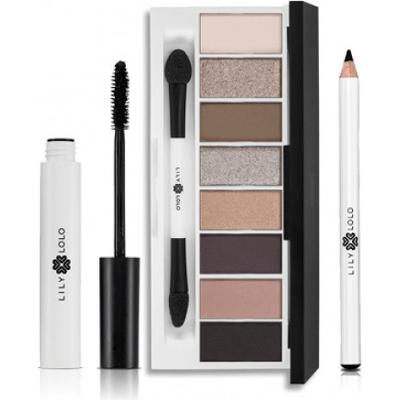 Zestaw 3 kosmetyków do makijażu Iconic Eye Collection Lily Lolo