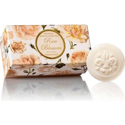 Naturalne mydełka tłoczone - Róża Saponificio Artigianale Fiorentino