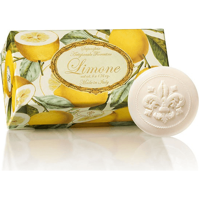 Naturalne mydełka tłoczone - Cytryna Saponificio Artigianale Fiorentino