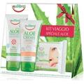 Zestaw aloesowy do pielęgnacji twarzy, rąk i ciała