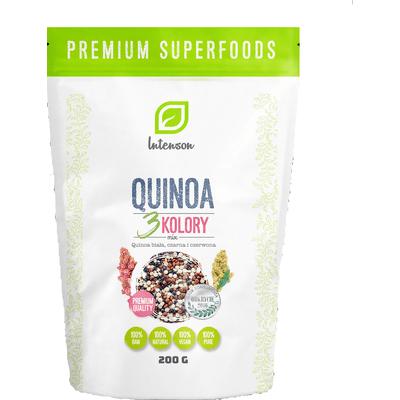 Quinoa - komosa ryżowa tricolor Intenson