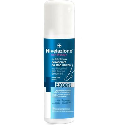Multifunkcyjny dezodorant do stóp i butów Nivelazione