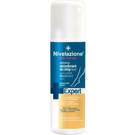 Aktywny dezodorant do stóp 5w1