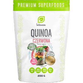 Intenson Quinoa - komosa ryżowa czerwona