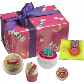 Zestaw upominkowy - Świąteczne Cukierki