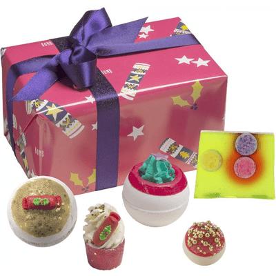 Zestaw upominkowy - Świąteczne Cukierki Bomb Cosmetics