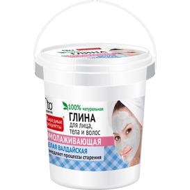 Biała odmładzająca glinka wałdajska