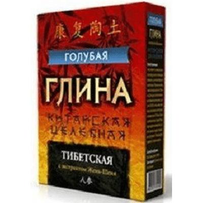 Błękitna glinka Tybetu z ekstraktem z żeńszenia Fitocosmetic